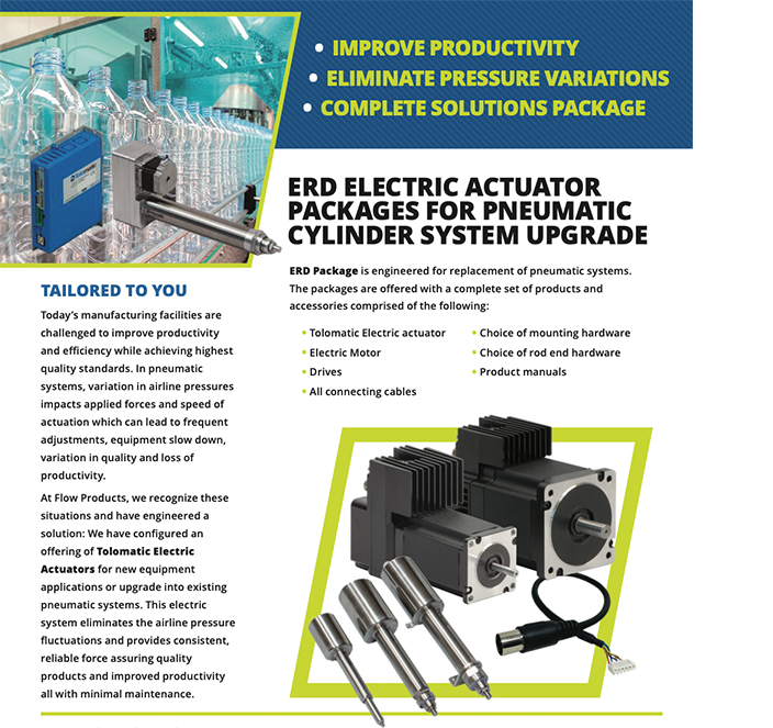 ERD Electric Actuator