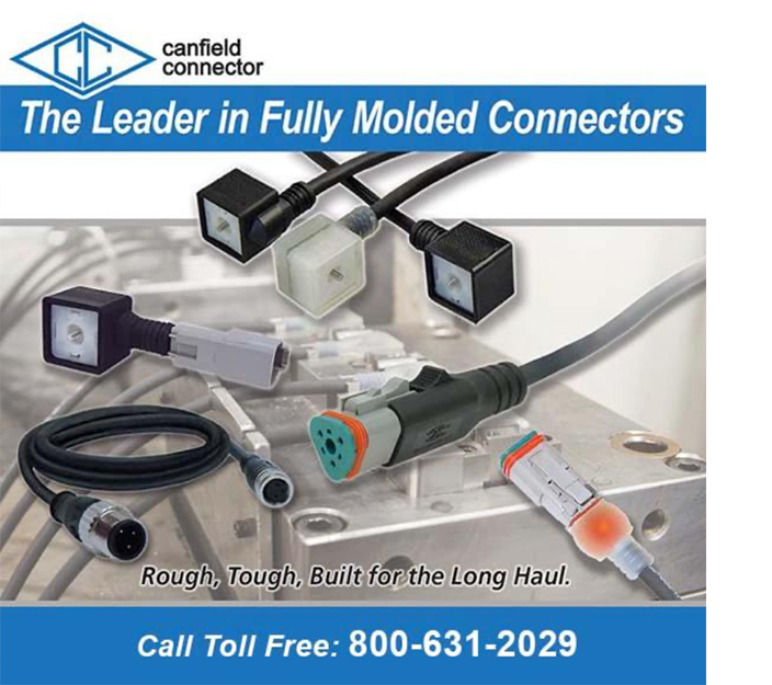 Fully Molded Connectors