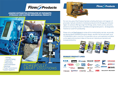 Flow Products Linecard
